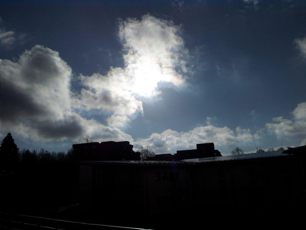wolkenhimmelundausbildung